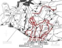 D-Day Juno Beach Map