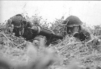 Infantrymen with PIAT